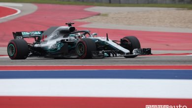 F1 2018 Gp Usa Lewis Hamilton Mercedes-AMG