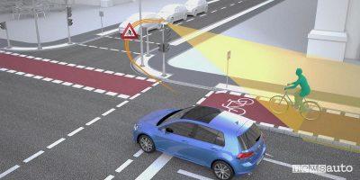 Incroci stradali tecnologia Volkswagen e Siemens