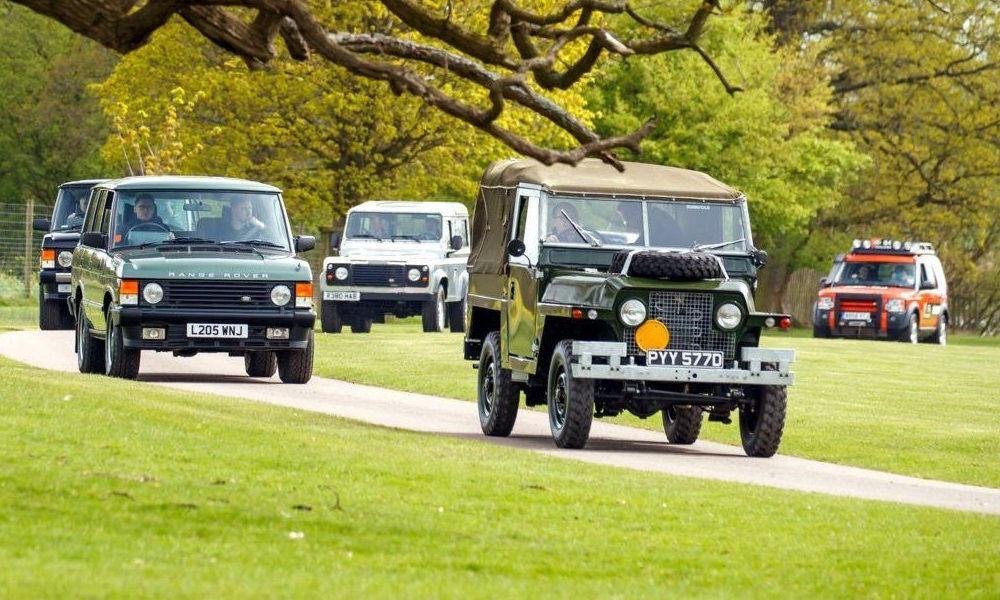 Tecnologia Land Rover, la tecnica fa 70