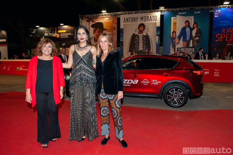 Laura delli Colli Presidente del Festa del Cinema di ROMA 2018