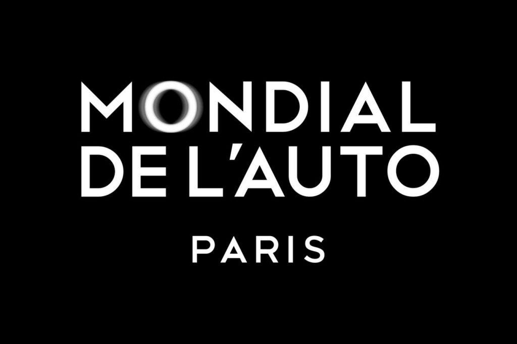 Mondial Automobile Paris 2018 logo Salone di Parigi