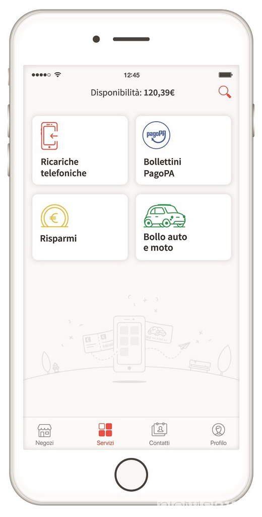 Pagare il bollo auto online satispay