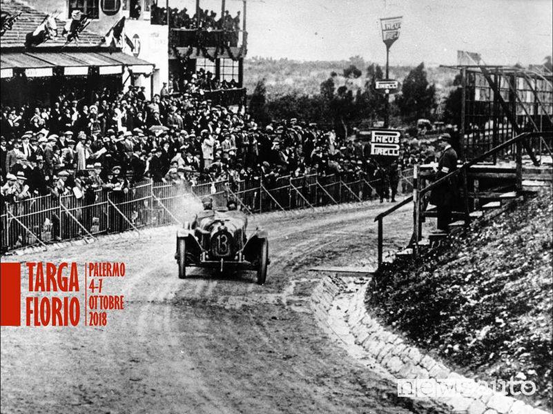 Locandina Targa Florio Classica 2018