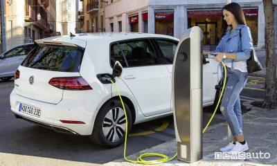 Prova auto elettriche e-Roadshow Volkswagen 2018