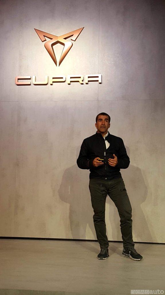 Jordi Gené Cupra pilota Seat Cupra