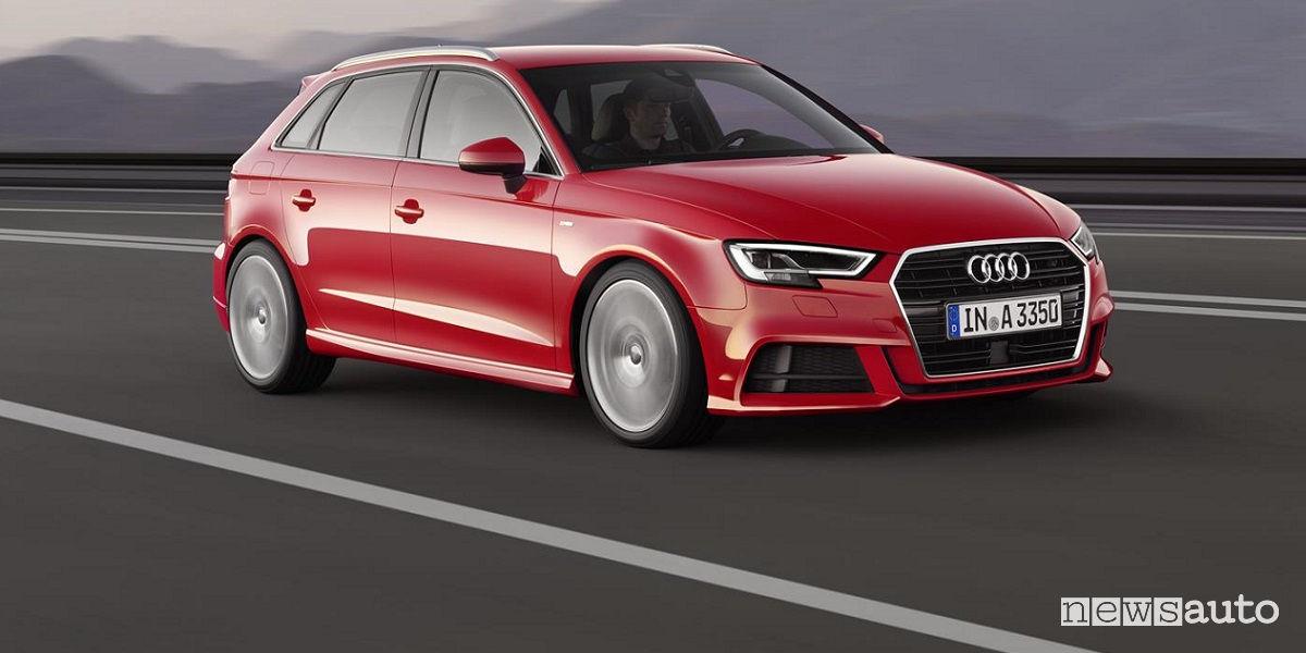 Audi A3 2019 Sportback