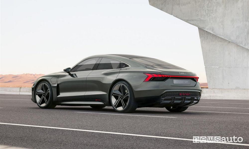 Audi_e-tron GT concept, vista laterale