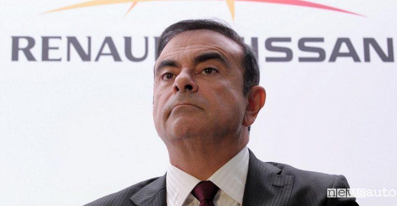 Carlos Ghosn arrestato