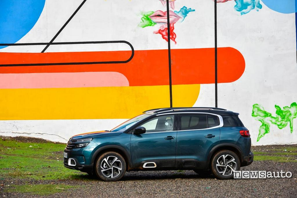 CITROEN C5 AIRCROSS come è fatto