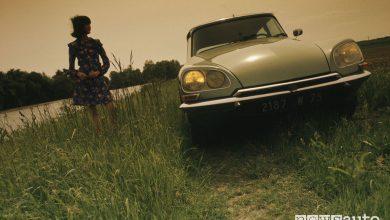 DS23 1972, vista frontale