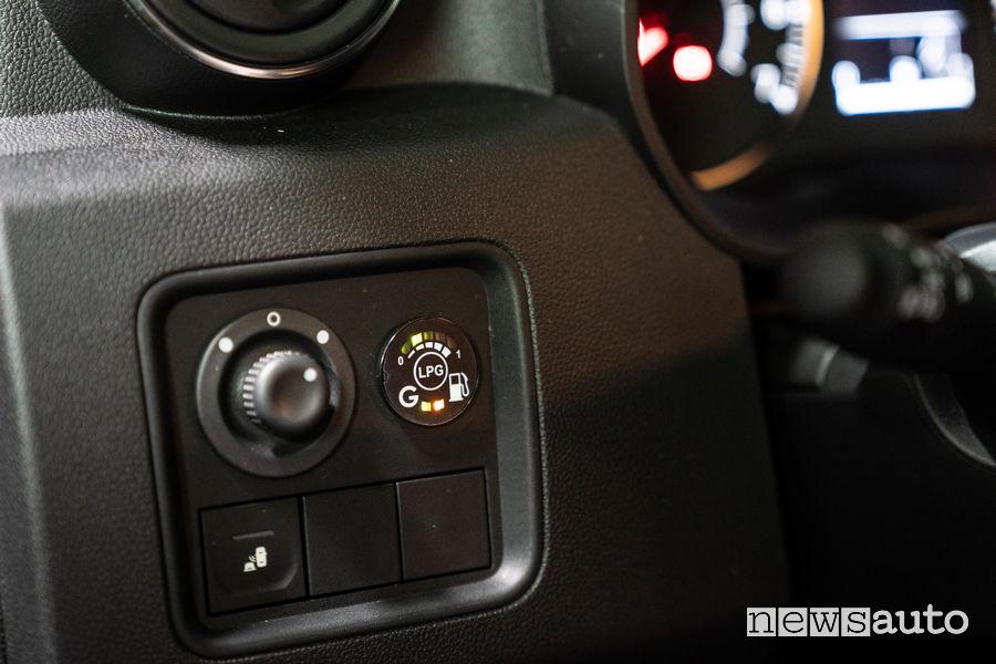 GPL Comando Dacia Duster