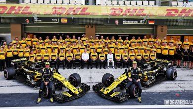 Renault F1 2018 Gp Abu Dhabi