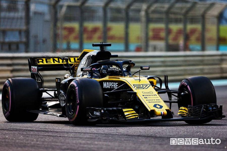 F1 2018 Renault Gp Abu Dhabi (Nico Hülkenberg)