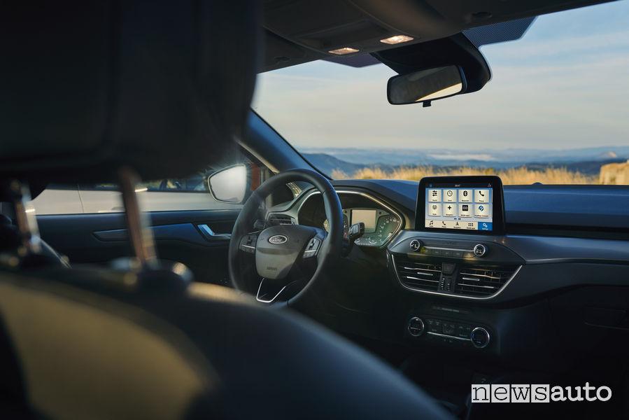Ford Focus Active Wagon, abitacolo