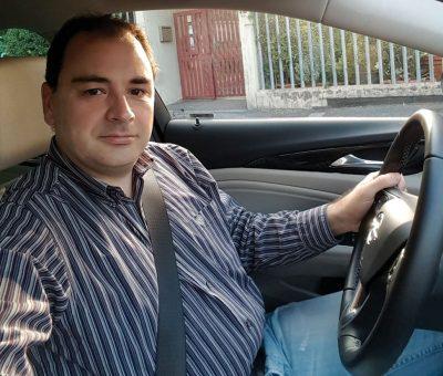 Manuel Cerfeda tester auto