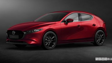 auto ibride Nuova Mazda3 2019 ibrida