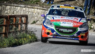 Peugeot Competition Club 2018 Tommaso Ciuffi