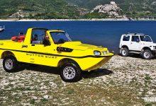 Auto motoscafo Suzuki Jimny
