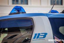 """Photo of Auto della Polizia, """"pantera"""" elettrica Volkswagen"""