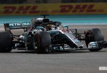 F1 2018 Gp Abu Dhabi Lewis Hamilton
