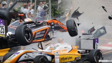 Incidente Macao F3 2018