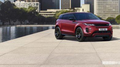 Photo of Range Rover Evoque 2019, anteprima nuovo modello
