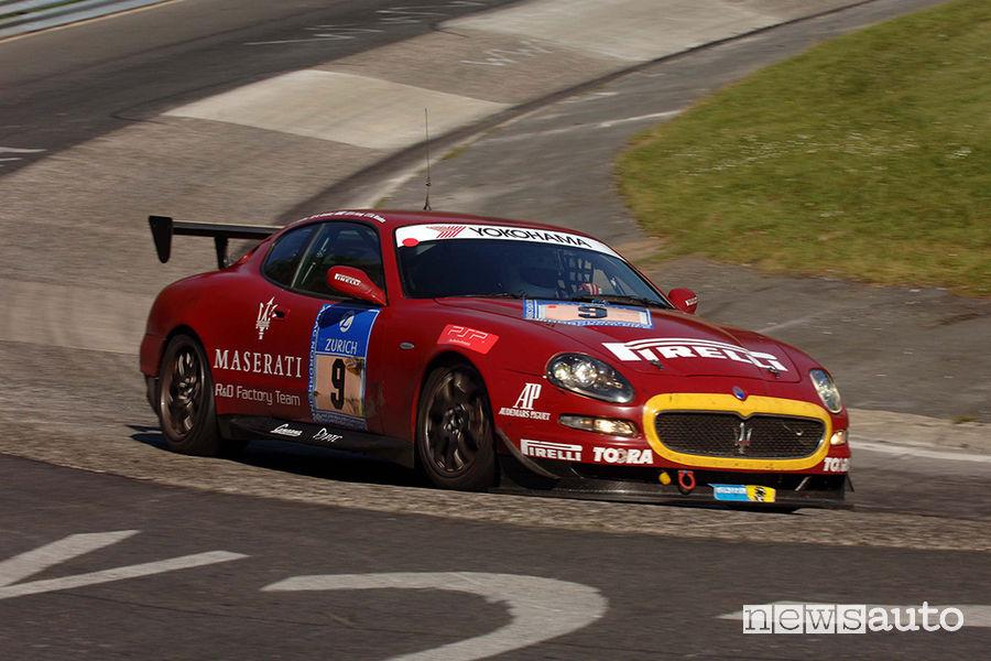 Maserati Gransport 24 ore Nurburgring 2006
