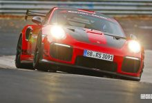 Record Nurburgring Porsche 911 GT2 RS MR