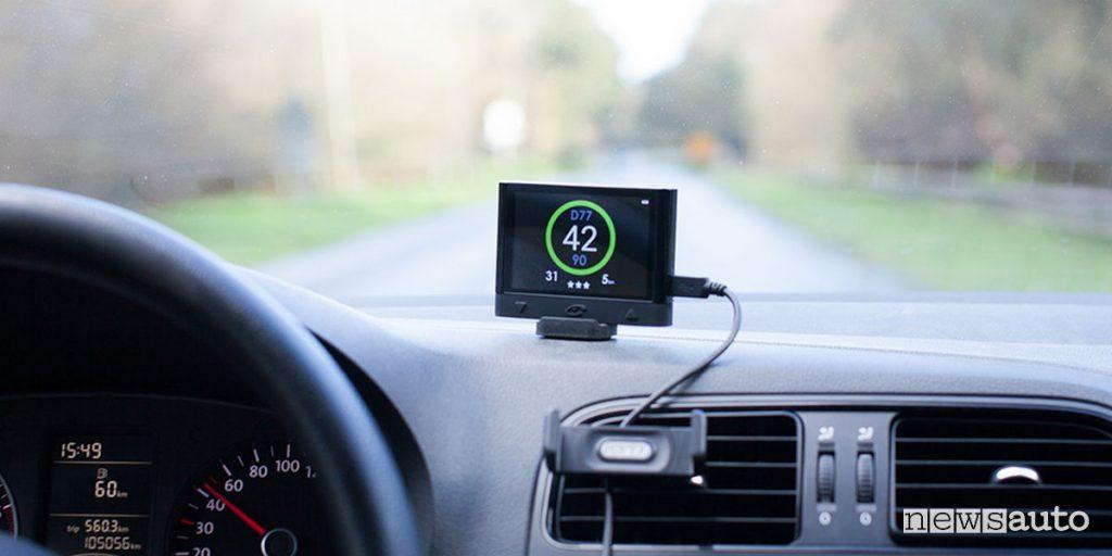 Coyote Mini navigatore autovelox