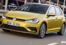 Vendite auto 2018 Europa: Volkswagen Golf 2018