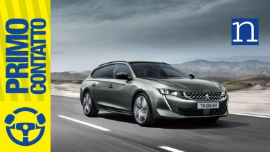 Photo of Video Prova Peugeot 508 SW, Nissan Leaf