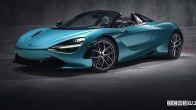Photo of McLaren 720S Spider, supercar scoperta da 720 CV