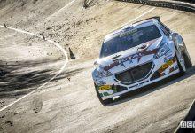 Peugeot e Andreucci al Monza Rally Show 2018