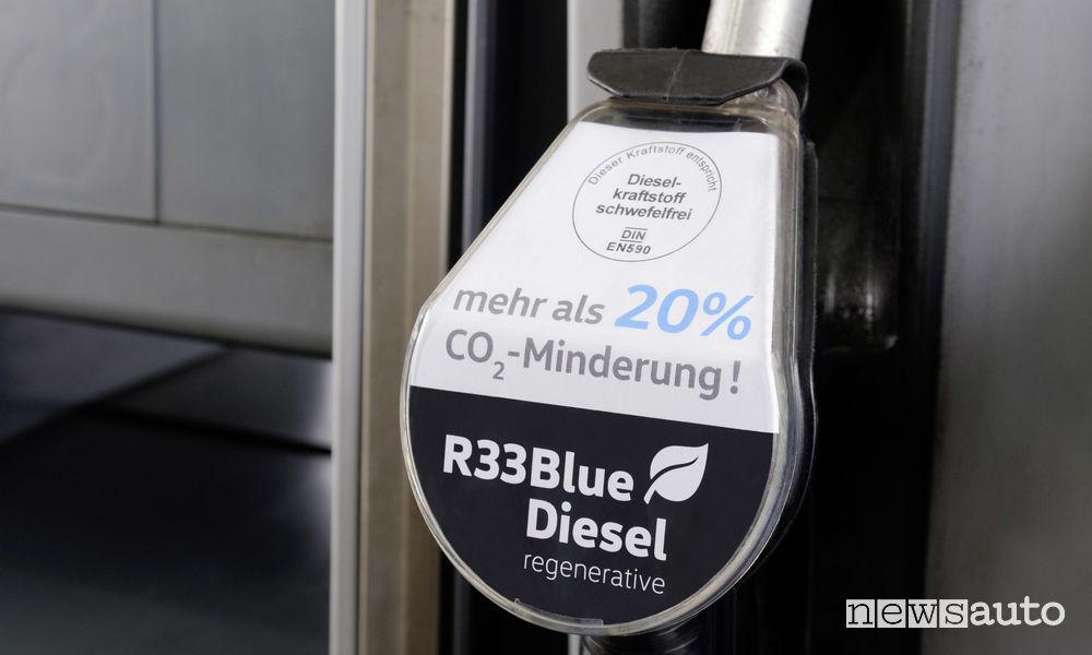 Biodiesel Volkswagen R33 BlueDiesel