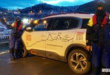 Arrivo a Capo Nord con la Citroën C5 Aircross