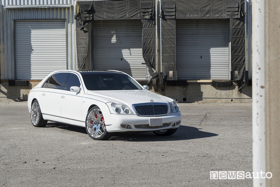 Maybach 57S di Rick Ross