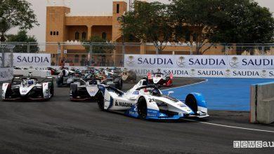 Formula E CLASSIFICA gara Arabia Saudita 2018