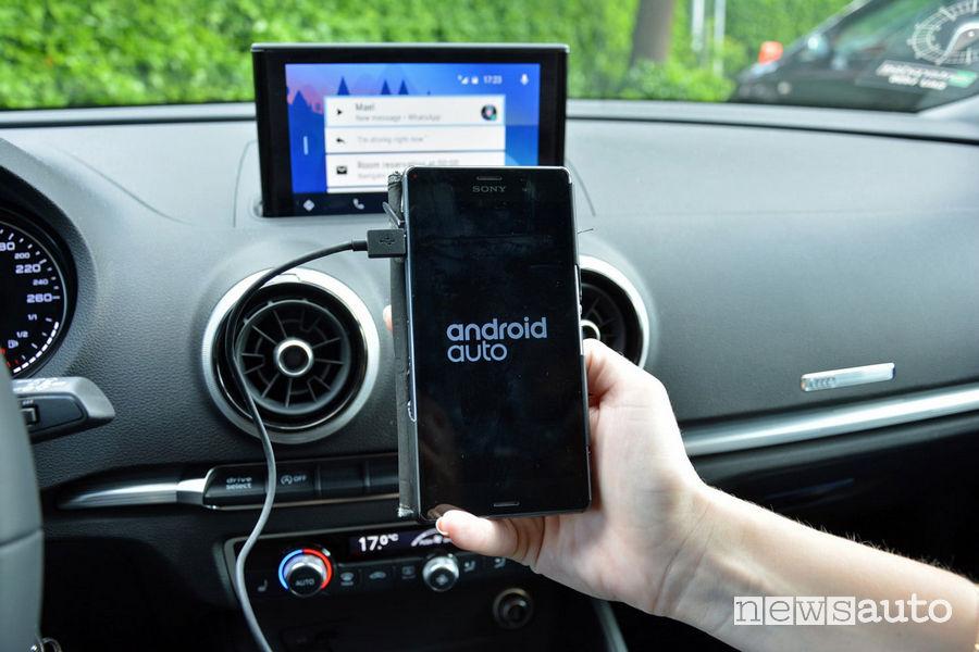 Android Auto come funziona