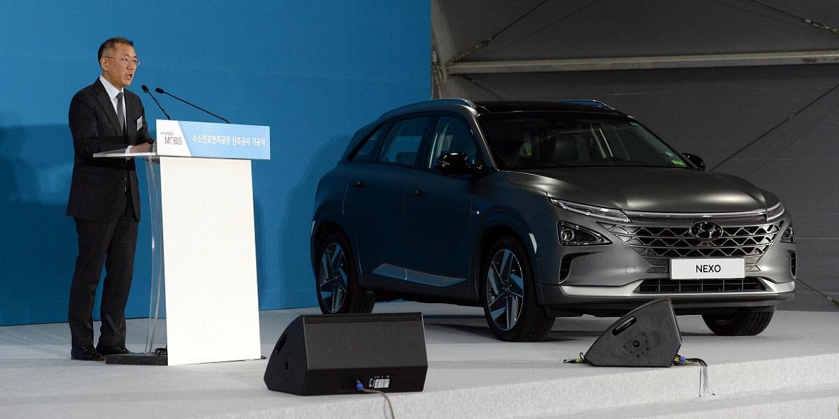 Hyundai Nexo Euisun Chung