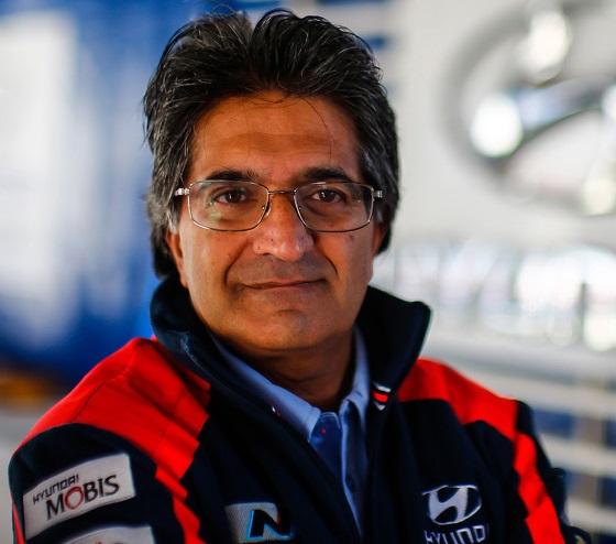 Michel Nandan Hyundai Motorsport