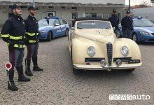 Alfa-Romeo-storica-polizia- brescia ritrovamento furto