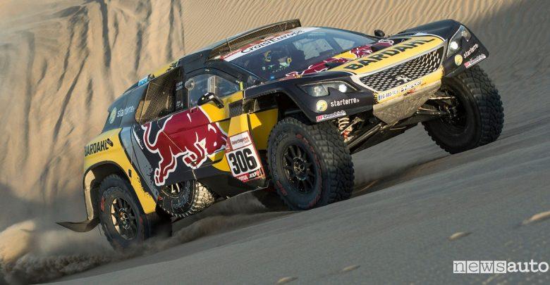 Dakar 2020 Arabia Saudita Medio Oriente