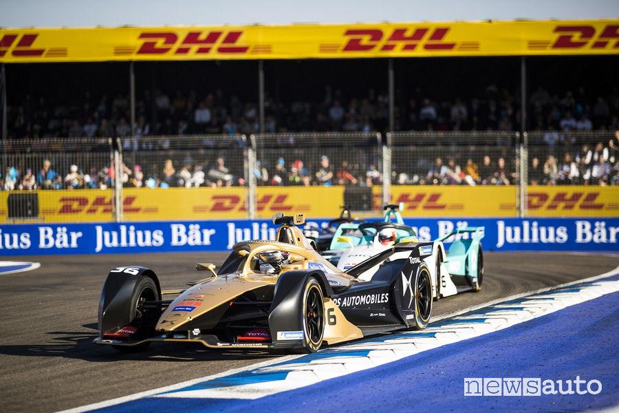Formula E 2019 E-Prix Marocco, DS Techeetah