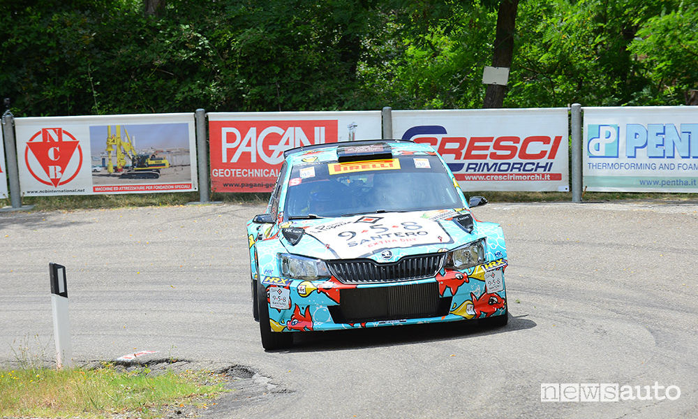 IRC Rally 2019
