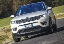 Jeep Compass diesel auto piu venduta in italia