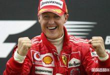 Schumacher compleanno 50 anni