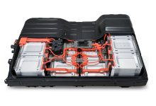 Nissan Leaf 3.Zero, batteria 40 kWh