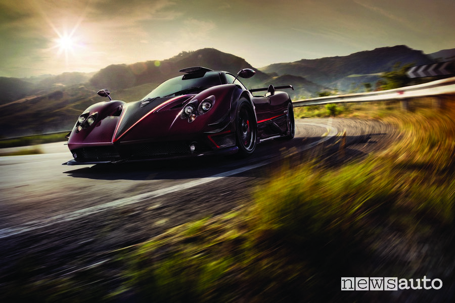 Motor Valley Pagani Zonda