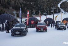Divertimento sulla neve con la gamma SUV Peugeot