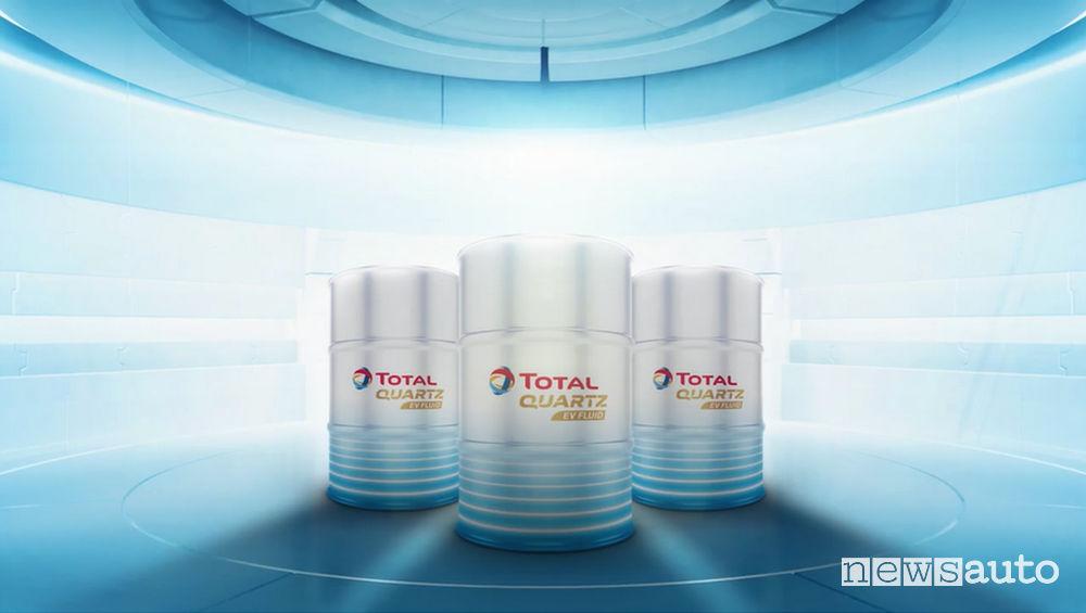Manutenzione auto elettriche e ibride Total Quartz EV Fluid